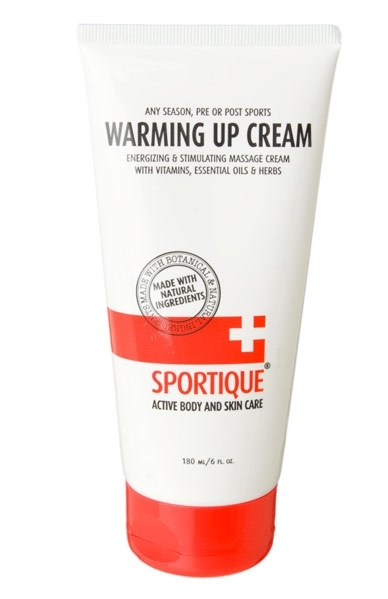 Sportique WARMING UP CREAM