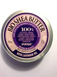 Sportique SHEA BUTTER WITH LAVENDER