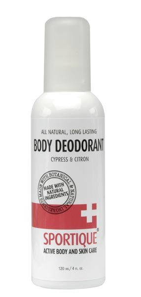 Sportique DEO SPRAY CYPRESS CITRON