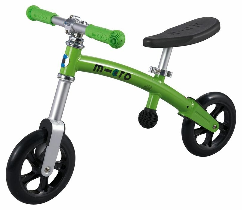 Micro G-Bike+ Light green