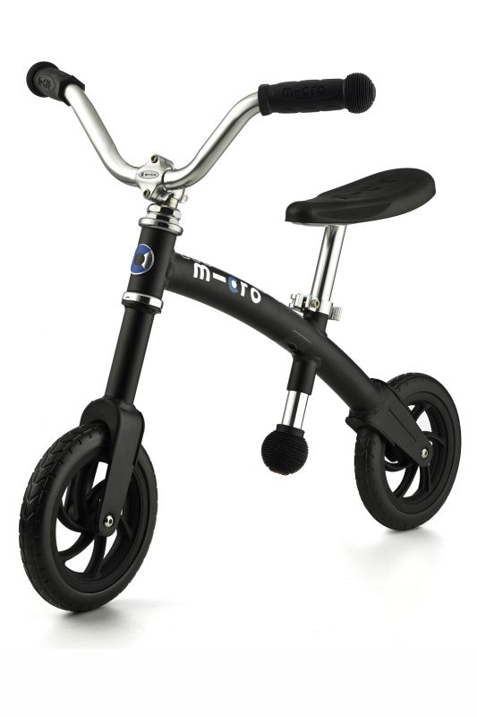 Micro G-Bike Chopper Black