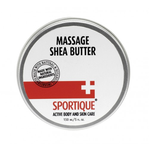 Sportique MASSAGE SHEA BUTTER 75 ml