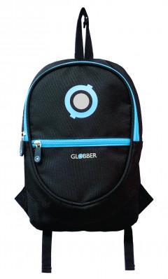 Ruksak Globber Junior Black/Sky Blue