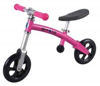 Micro G-Bike+ Light pink