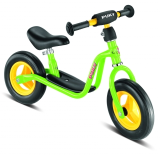ODRÁŽADLO PUKY LEARNER BIKE MEDIUM LR M KIWI