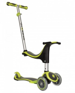 Globber Evo 4v1 Plus Light Lime Green kolobežka